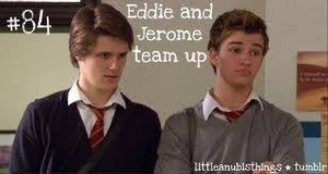 Edrome - Eddie & Jerome Team Up