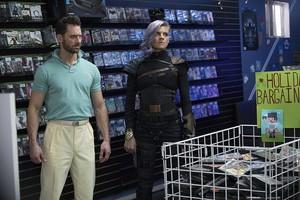 Eliza 轿跑车 as Tiger in 'Future Man'