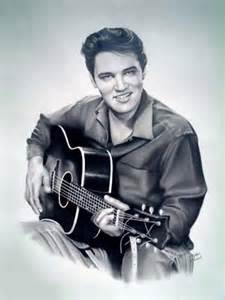 Elvis In Art