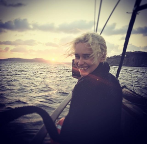 Emilia on instagram