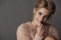 Emily Bett Rickards for Vulkan Magazine - emily-bett-rickards photo