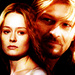 Eowyn and Boromir - lord-of-the-rings icon