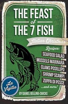 FEAST of THE SEVEN pescado - ITALIAN navidad
