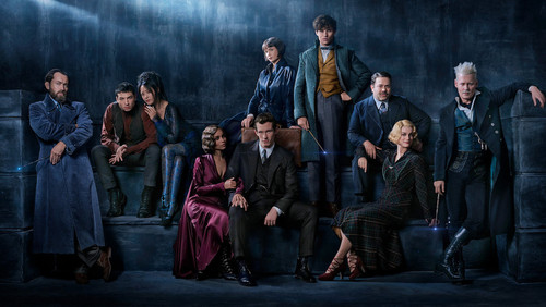 Fantastic Beasts and Where to Find Them wallpaper entitled Fantastic Beasts 2