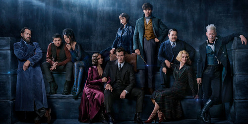 Fantastic Beasts and Where to Find Them wallpaper titled Fantastic Beasts and Where to Find Them 2