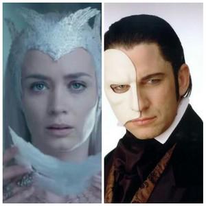 Freya and Phantom