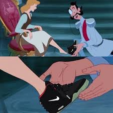 Funny Modern Cinderella