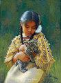 Gentle Presence by Karen Noles