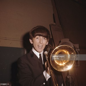 George the trombon player