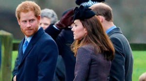 Kate and Prince Harry