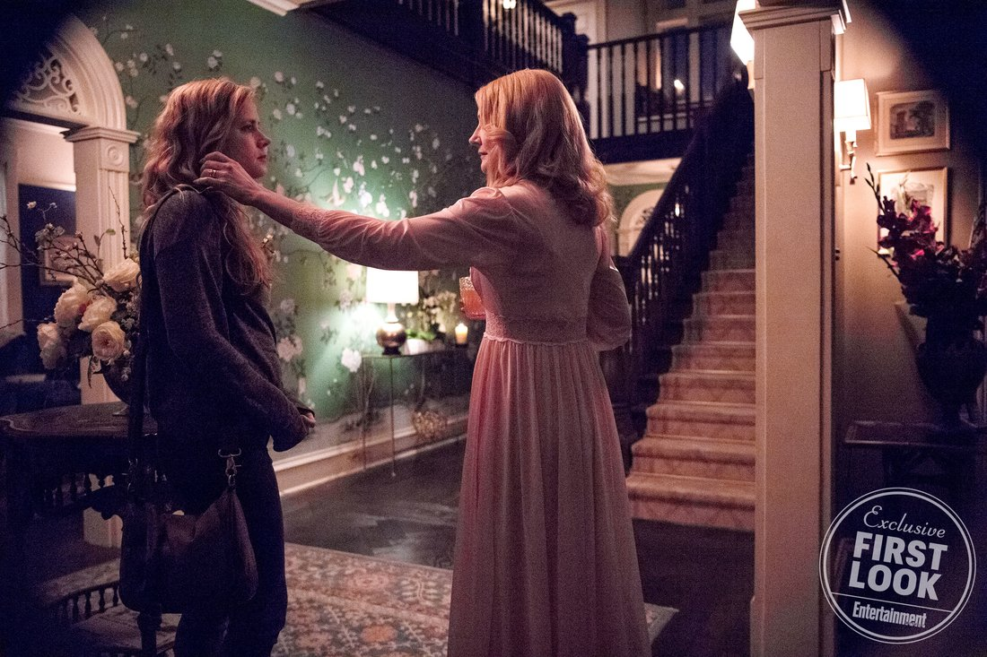 """Gillian Flynn's """"Sharp Objects"""" HBO TV Series First Look"""