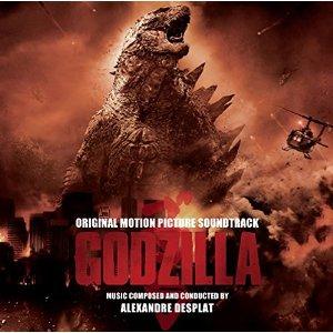 Godzilla 2014 ost