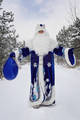 Grandfather Frost In Russia - christmas photo