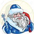 Grandfather Frost In Russia - christmas fan art