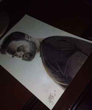 Grant Ward Drawing