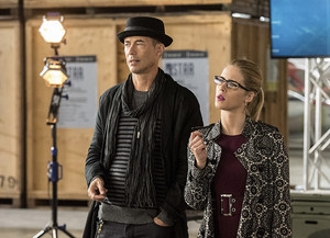 HR and Felicity