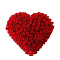 Heart Of Red Roses - love fan art