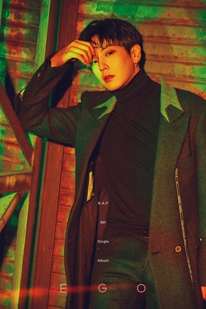 "Himchan teaser image for ""EGO"""