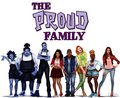 Disney's The Proud Family gang all growned up - disney fan art