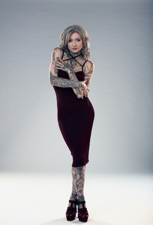 Ink Master anjos | Promotional fotografias | Ryan Ashley Malarkey