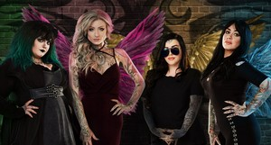 Ink Master Angels | Promotional Photos