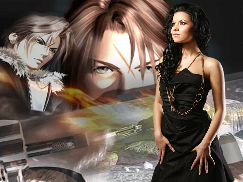 Inna LOVE Squall Leonhart FAKE FANS