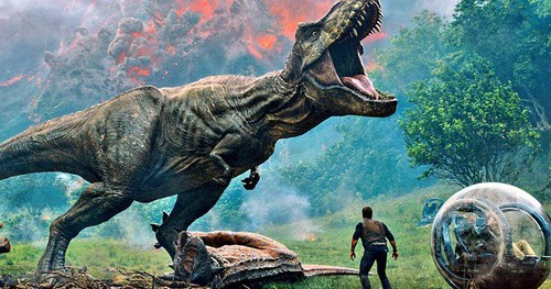 Jurassic World images JW 2 Fallen Kingdom wallpaper and background
