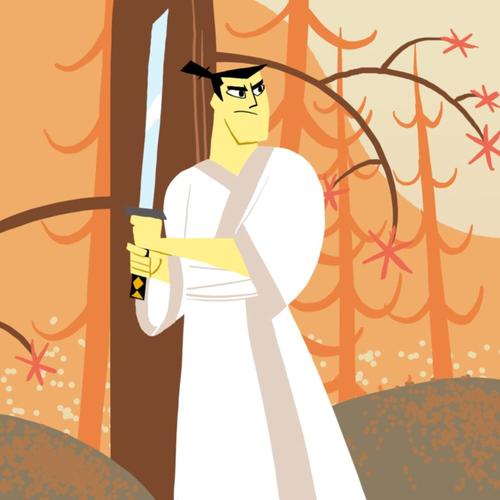 Samurai Jack Hintergrund called Jack
