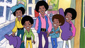 Jackson 5 Cartoon Series  - michael-jackson photo
