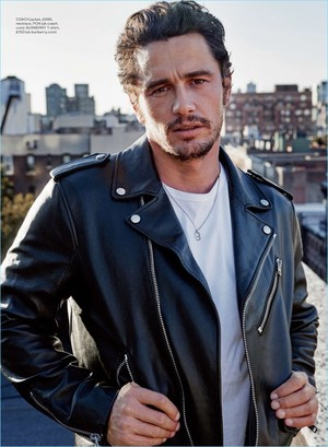 James Franco - ES Magazine Photoshoot - 2017