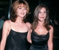 Jane Leeves & Peri Gilpin