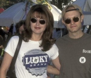 Jane Leeves & David Hyde Pierce