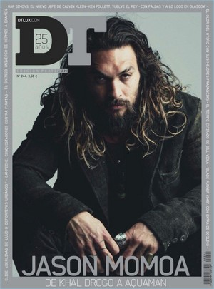 Jason Momoa - DT Spain Cover - 2017