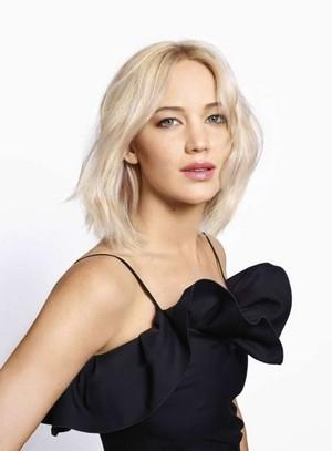 Jennifer Lawrence Harper's Bazaar Photoshoot May 2016
