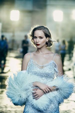 Jennifer Lawrence Vanity Fair Photoshoot December 2016