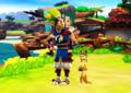 JnD TPL Jak x Keira Hagai and Daxter Great Adventure  MMD  - jak-and-daxter photo