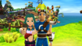JnD TPL Jak x Keira Hagai and Daxter Together  Almost MMD  - jak-and-daxter photo