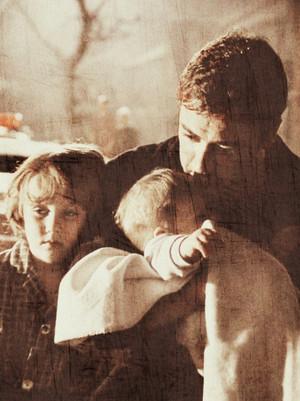 John, Sam and Dean