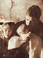 John, Sam and Dean  - supernatural fan art