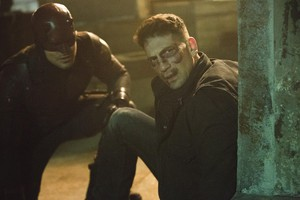 Jon Bernthal as Frank castello in Daredevil