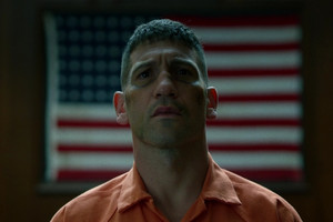 Jon Bernthal as Frank château in Daredevil