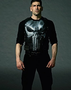 Jon Bernthal as Frank ngome in The Punisher