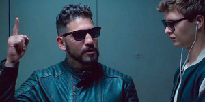 Jon Bernthal as Griff in Baby Driver