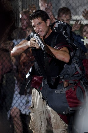 Jon Bernthal as Shane Walsh in The Walking Dead