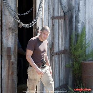Jon Bernthal as Shane Walsh in The Walking Dead