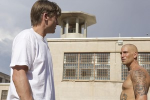 Jon Bernthal as Shotgun in Shot Caller
