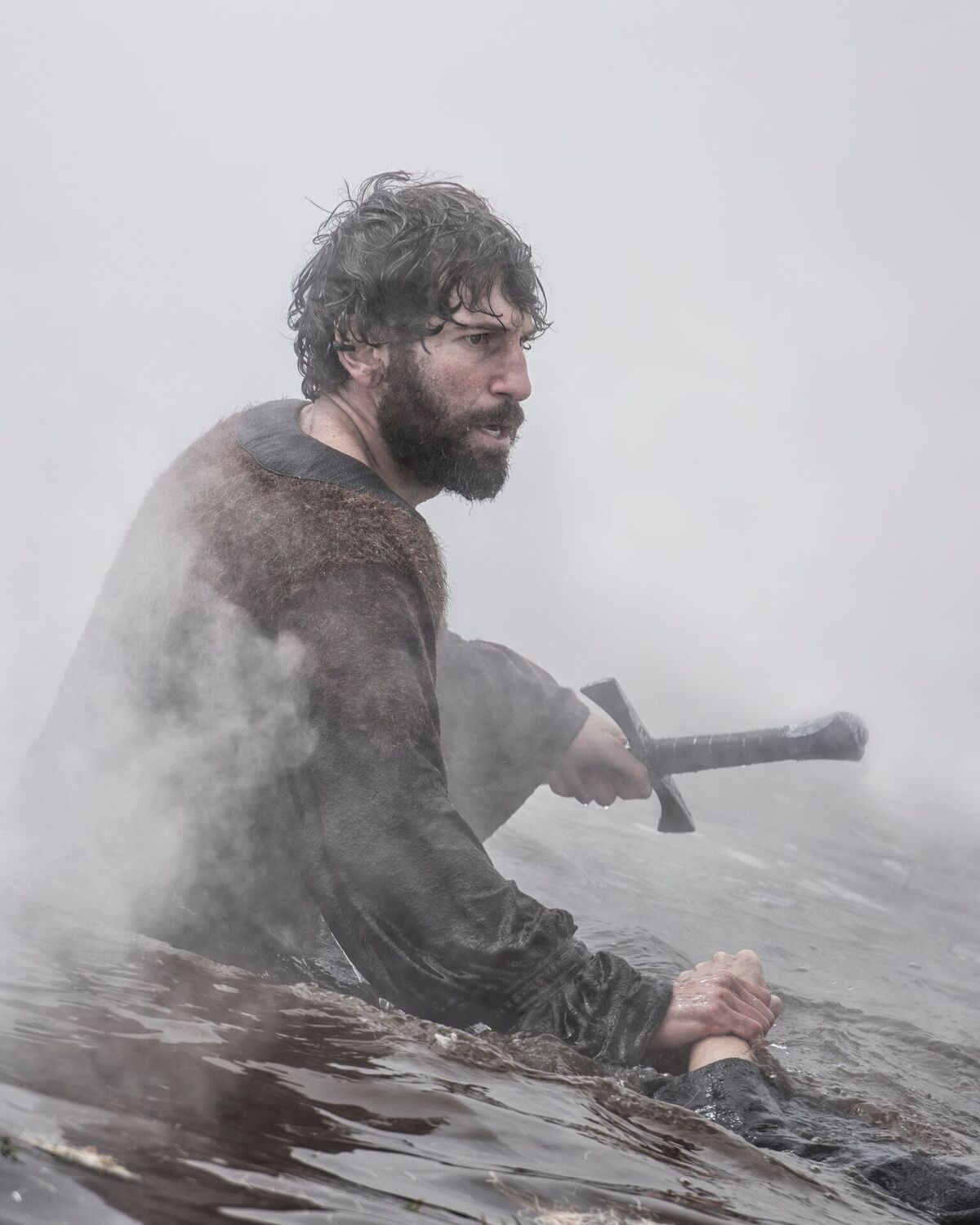 Jon Bernthal as The Mute in Pilgrimage