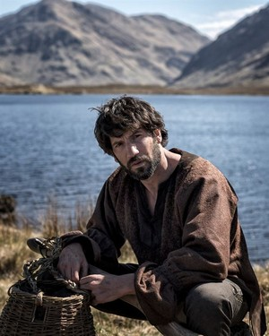Jon Bernthal as The Mute in Pilgrimage