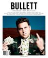 Jonah Hill - Bullett Cover - 2013
