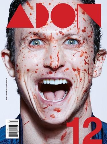 Jonathan Tucker 壁纸 called Jonathan Tucker - Adon Cover - 2015